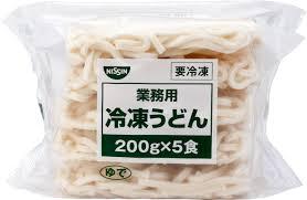 冷凍うどんとかいう麺界のバランスブレイカーwwwwwww