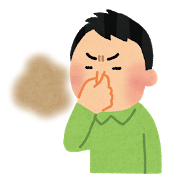 【口臭】隣の机のやつの口が臭すぎる