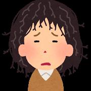 【髪の毛が痛む】朝シャワーを浴びる習慣を止めたいのに止められない