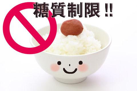 【ダイエット】糖質制限とかいう魔法