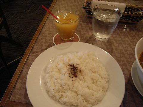 オウチのご飯とジュース