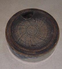 図11)陶硯