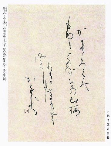 小林清漣副会長(3ページ)