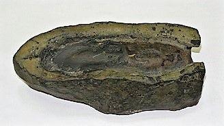 図3)扁舟硯