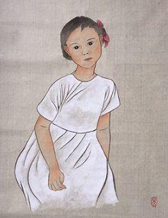 スーダン少女