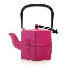 teapot pink