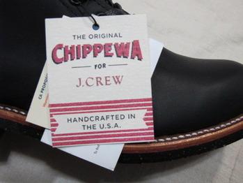 CHIPPEWA for J.CREW