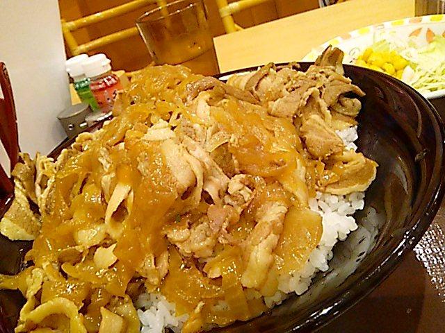 5キング豚丼