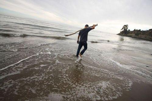 【アート】 砂浜に描いた超巨大な地上絵の画像15枚
