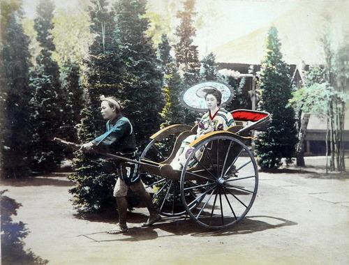 イタリア人写真家が撮影した100年前の日本(画像)