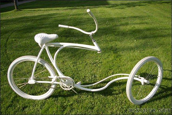 驚きのバリエーション!世界の自転車たち(画像23枚)