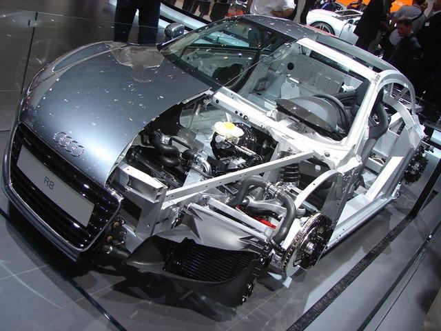 中が見れる車の画像