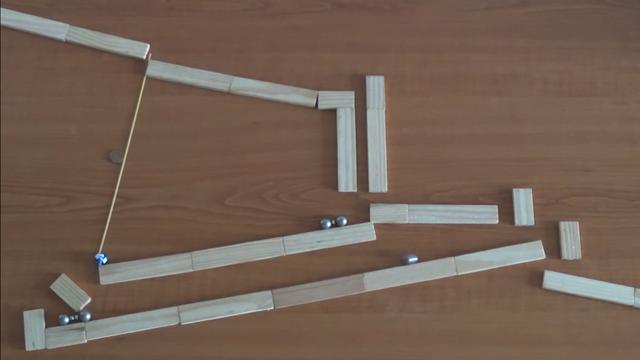 なにこれすごい!磁石を使って緻密に組み上げられたピタゴラ装置がやばい(動画)