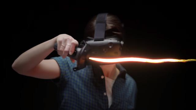 夢見た未来がやってきた!VRのペイントアプリのPR映像!(動画)