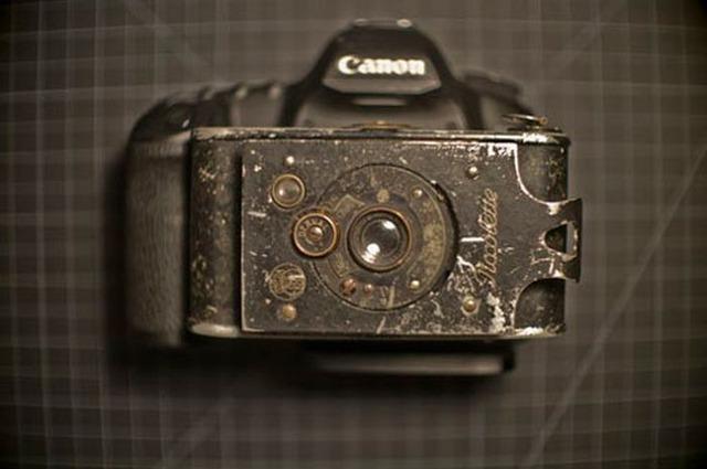 衝撃!100年前のレンズで撮影した写真(画像7枚)