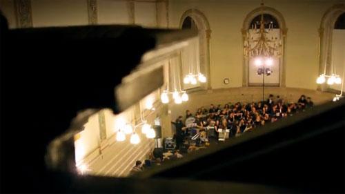 ダフトパンクの名曲をオーケストラで・・・ダブリン大学(動画)