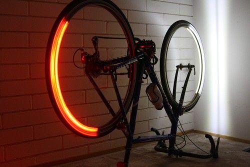そして明るく、次世代自転車 ...