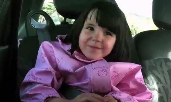 マキシマムザホルモンを歌う5歳のフランス人の女の子が可愛すぎると話題
