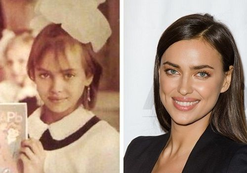 世界で活躍する有名モデルたち!子供の頃はどんな感じだったのか?