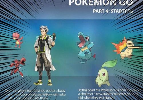 ポケモンGO次回のアップデートで新たにジョウト地方のポケモン達が追加される?