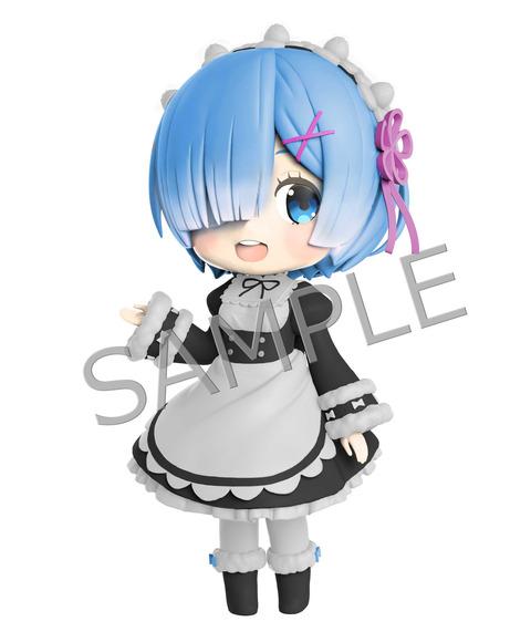 Doll Crystal レムフィギュア