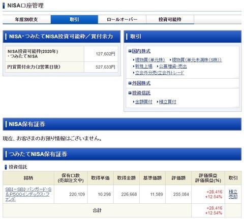 SBI証券_201012