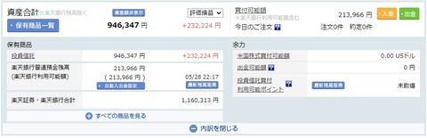 楽天証券_210527