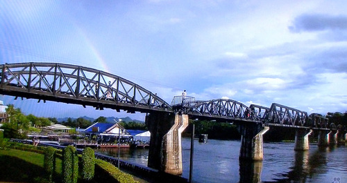 クワイ河にかける虹をかけた男18n1g7n10