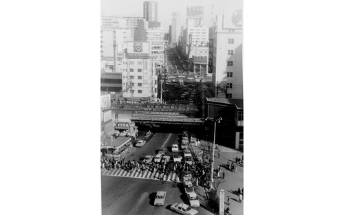 東京街景70n渋谷