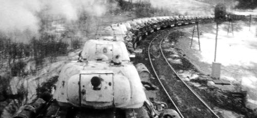 T-34 ナチスが恐れた最強戦車5