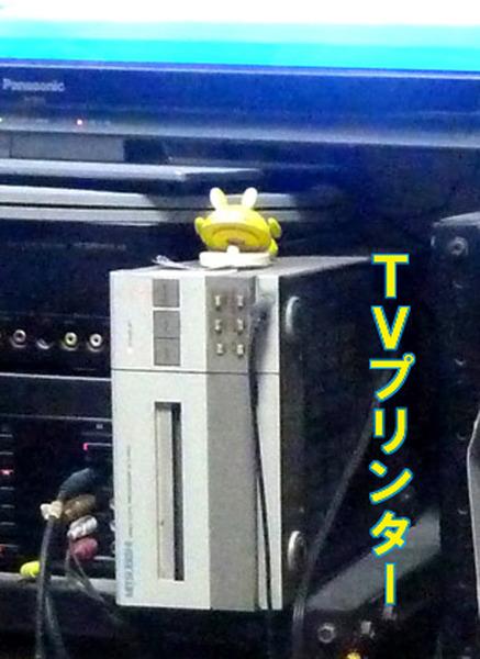 TVプリンター 室内AV15n9g5n02