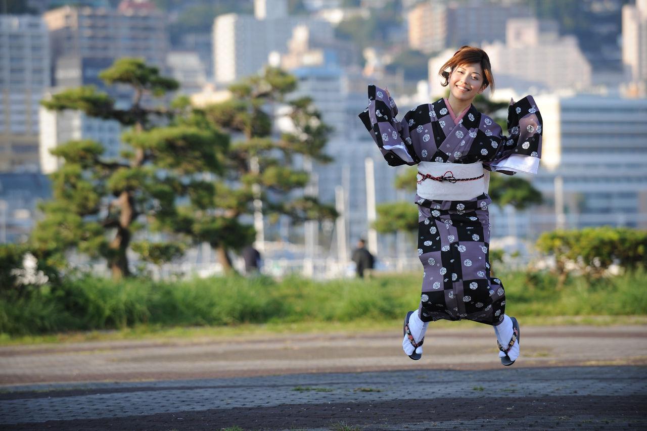 0.55世紀少年 : 魅惑の和服美人 (2)/横山美雪さん