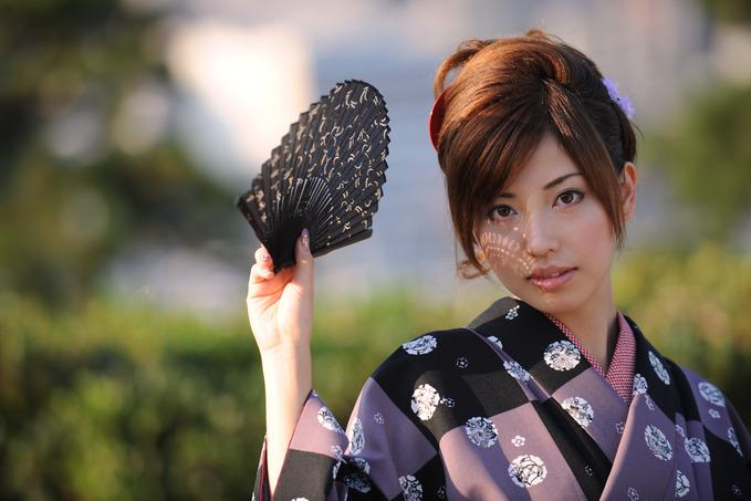 0.55世紀少年 : 魅惑の和服美人 (4)/横山美雪さん