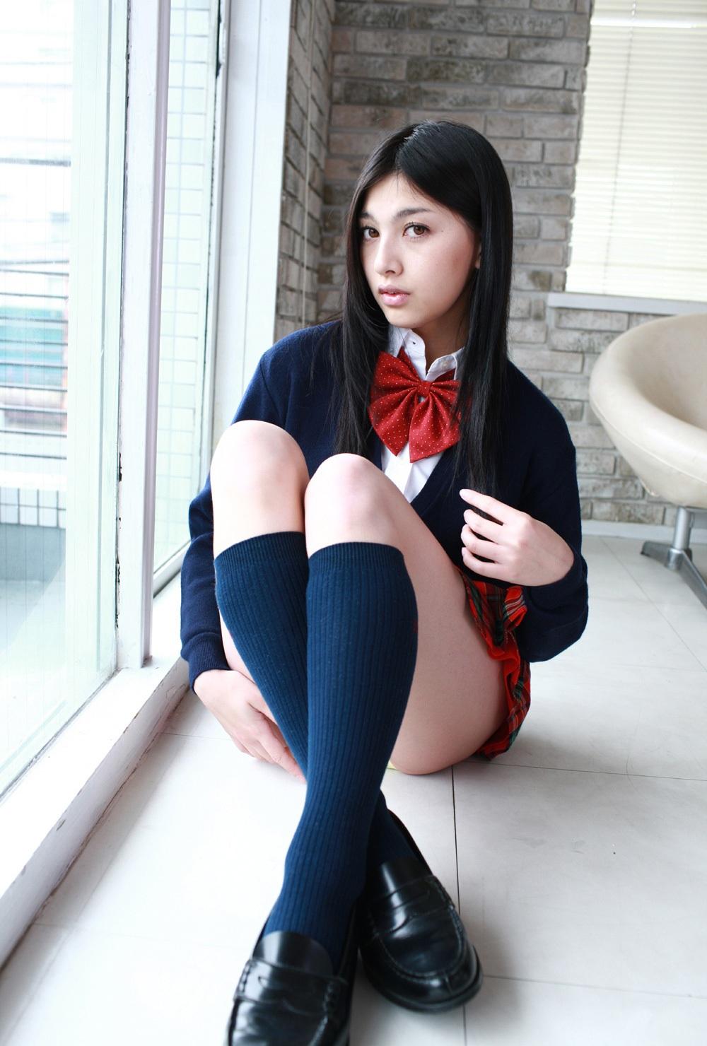 Japanese school girls nude
