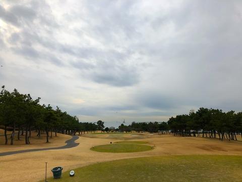 龍ヶ崎CC、若洲ゴルフリンクスラウンドメモ(2018-1, 2)
