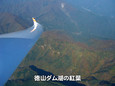 05_徳山ダム湖の紅葉