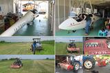 120730 耐空検査整備と草刈