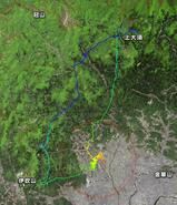 20100124 軌跡