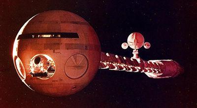 20141110ディスカバリー号2001年宇宙の旅