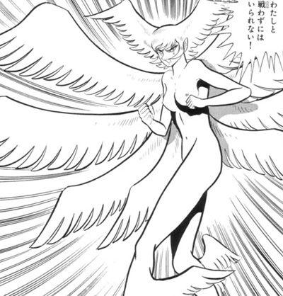20141117デビルマン飛鳥了堕天使サタン