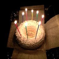 お誕生日、続々・・