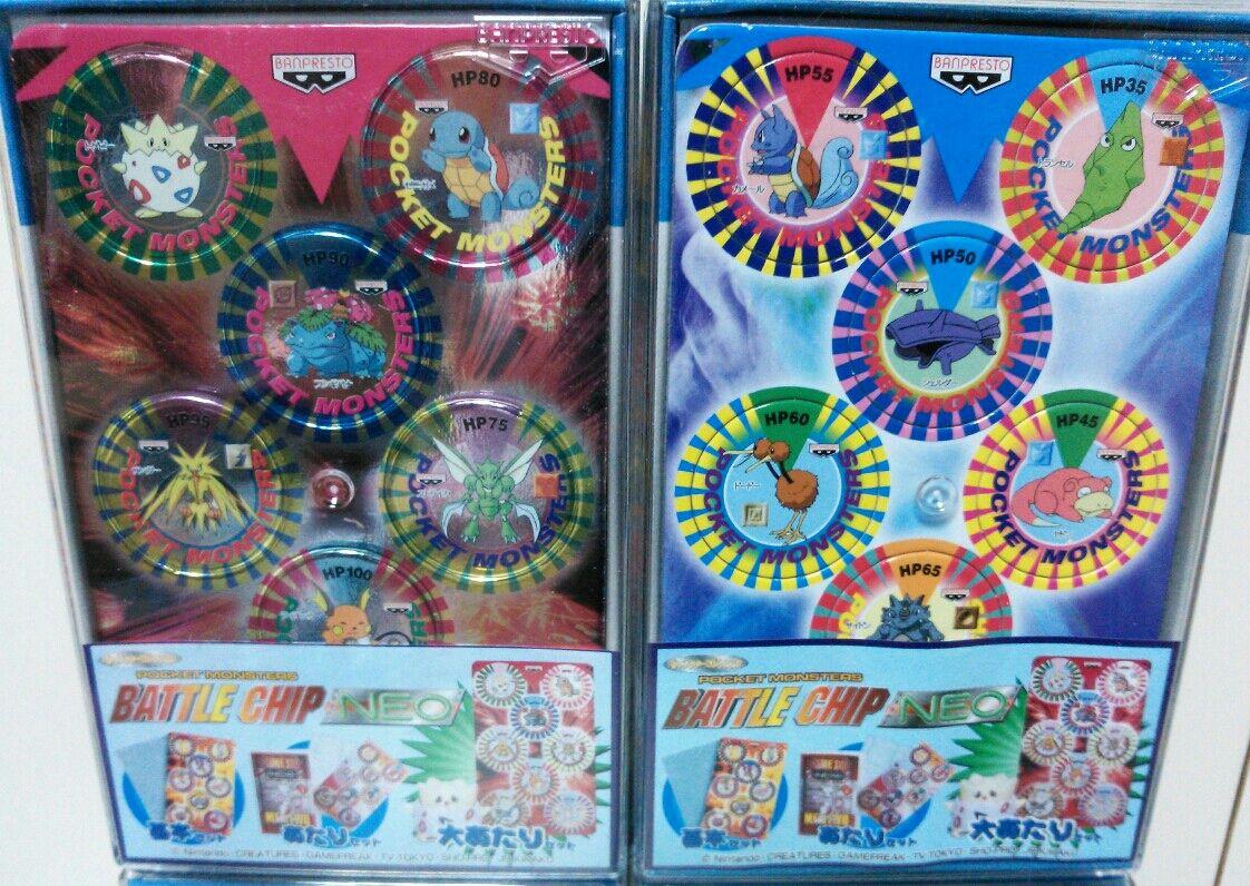 ポケモン バトルチップ ネオ 金のメダル battlechip : トレジャー