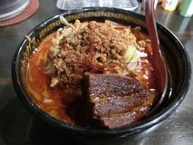 トラガス 四川風みそ坦坦麺