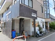 JIRO&MAZESOBA奨-すすむ- 店外