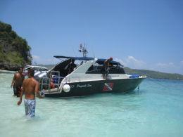 ピピ島スピードボート