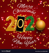 merry-christmas-and-happy-new-year-2020-greeting-vector-26843988