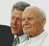 200px-Johannes_Paul_II_-_Bill_Clinton