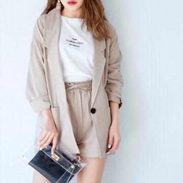 ベージュファッション