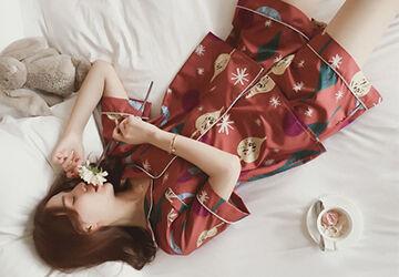 可愛いパジャマ特集