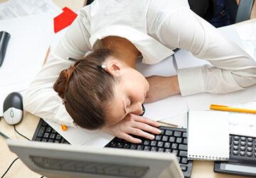 仕事に疲れた時